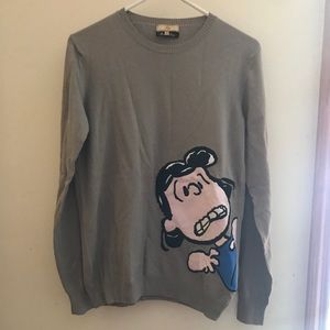 ✨NEW✨Fay Sweater PEANUTS Collection LUCY